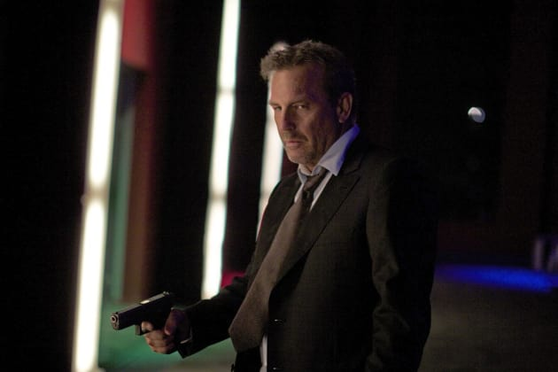 Kevin Costner Stars in 3 Days to Kill