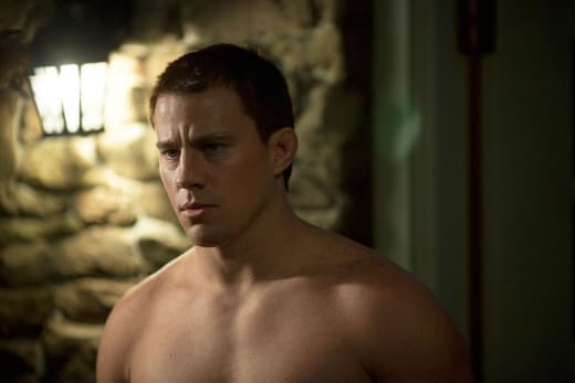 Foxcatcher Star Channing Tatum