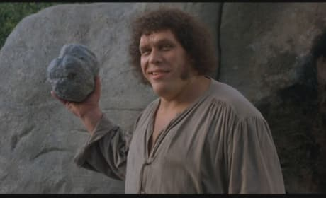 Andre the Giant The Princess Bride