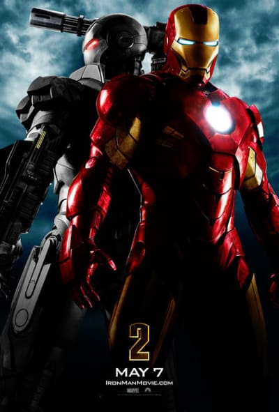 Iron Man 2 Teaser Poster