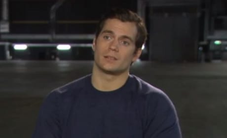 Batman vs. Superman: Henry Cavill Talks Ben Affleck as Batman
