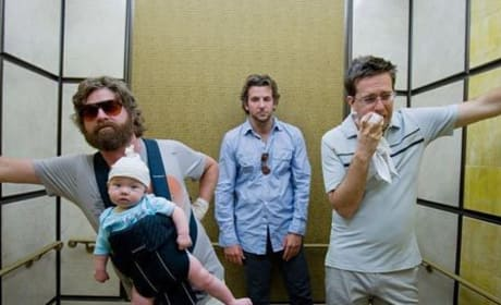 The Hangover Cast