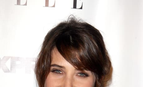 Canadian Actress Cobie Smulders