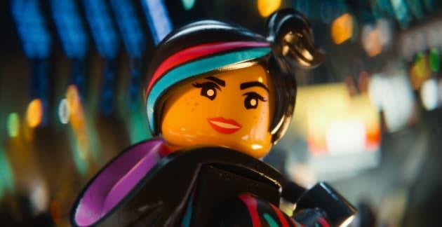 The lego movie wyldstyle