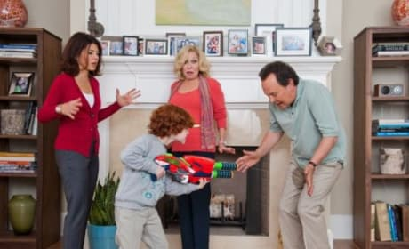 Billy Crystal Marisa Tomei Bette Midler Parental Guidance