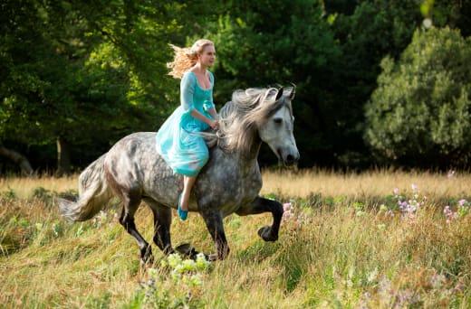 Cinderella Lily James