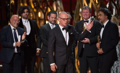 Oscars Michael Keaton