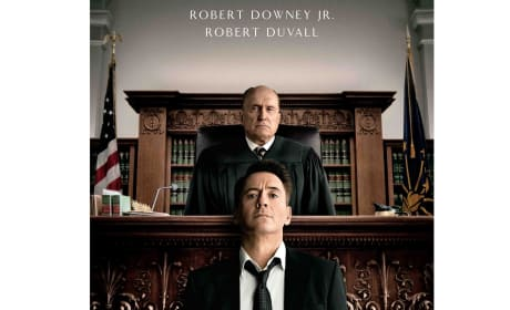 The Judge Giveaway: Win a Legal Eagle Prize Pack!