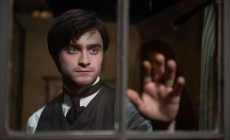 Daniel Radcliffe in Woman in Black