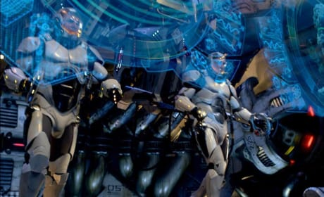Pilots of Pacific Rim