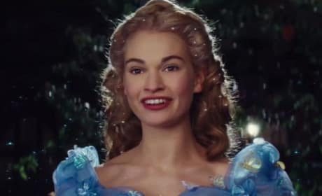 Cinderella International Trailer: You Will Not Go to the Ball!