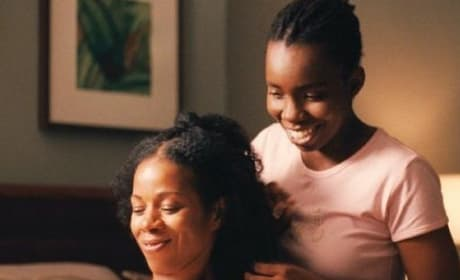 Kim Wayans and Adepero Oduye in Pariah