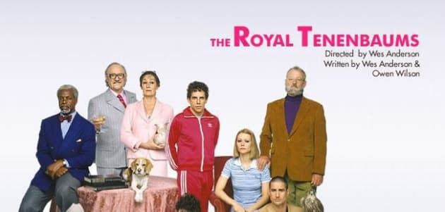 The Royal Tenenbaums Photo