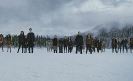 Breaking Dawn Part 2 Interview: The Cullens Get Nostalgic