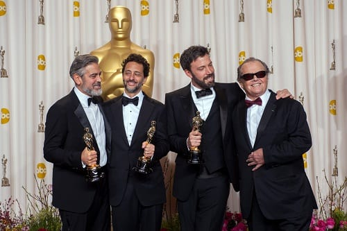Ben Affleck Jack Nicholson Academy Awards