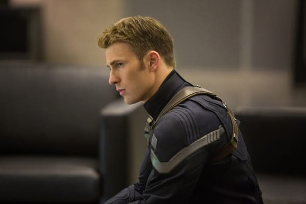 Captain America The Winter Woldier Star Chris Evans