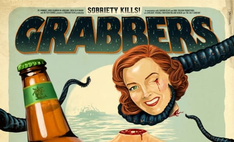 Grabbers Exclusive Giveaway: Win the Poster!
