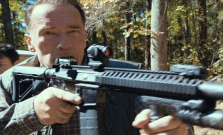 Sabotage Trailer: Arnold Schwarzenegger Fights Back