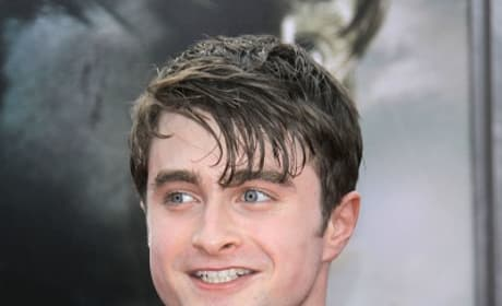 Daniel Radcliffe Red Carpet Pic