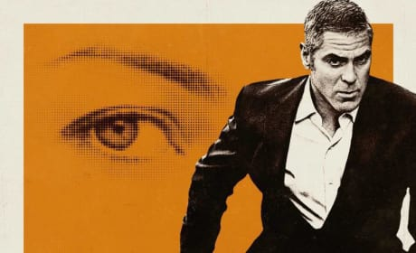 New Poster for The American Showcases Vintage Clooney