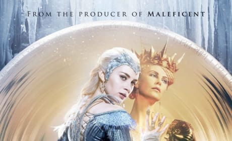 The Huntsman Winter War Movie Poster