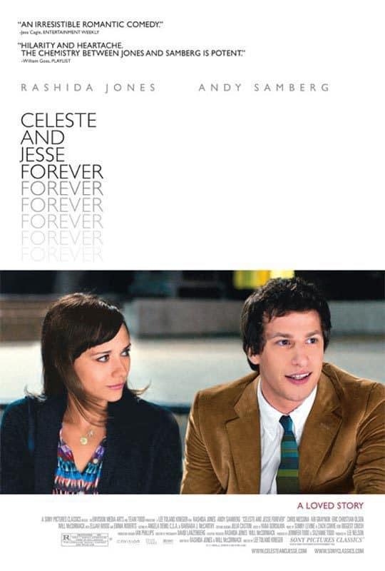 Celeste and Jesse Forever Poster 2