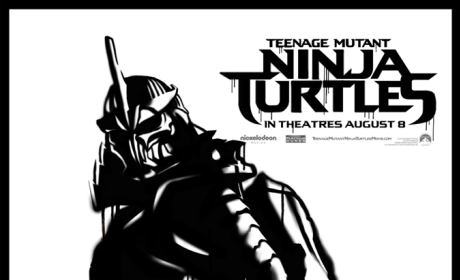 Teenage Mutant Ninja Turtles Shredder Poster