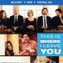 This Is Where I Leave You DVD Review: Dysfunctional Family Comedy Charms