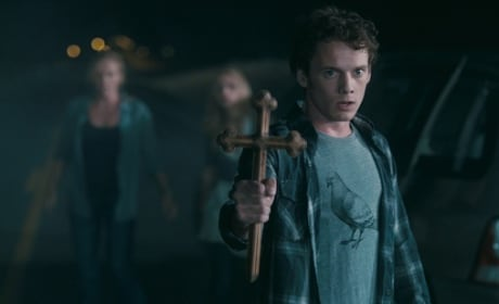 Anton Yelchin stars in Fright Night