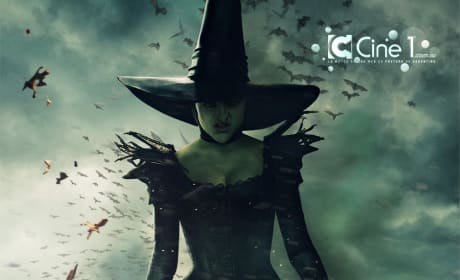 Oz: The Great and Powerful Gets a New Wicked Witch Character Poster