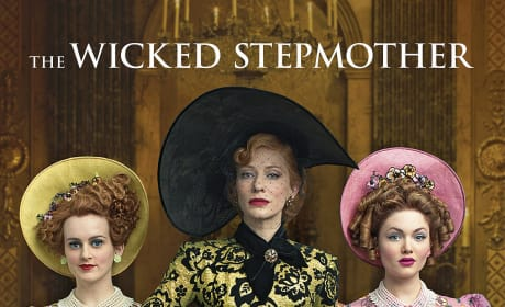 Cinderella Character Poster: Cate Blanchett's Wicked Stepmother!
