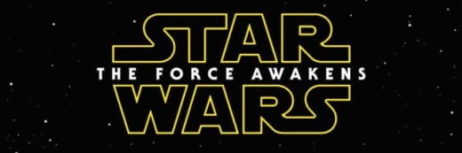 Star Wars: The Force Awakens Banner