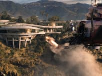 Iron Man 3 Helicopter