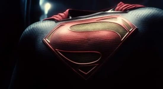 Batman v Superman Dawn of Justice Superman Suit