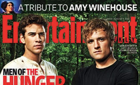 The Boys of The Hunger Games: Peeta and Gale Revealed!