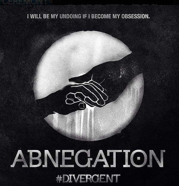 Divergent Abnegation Symbol
