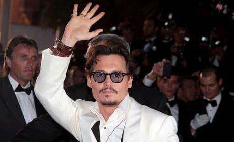 Johnny Depp pic