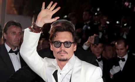 Johnny Depp Bringing Comic Book The Vault to Big Screen