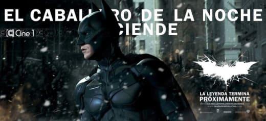 The Dark Knight Rises International Banner