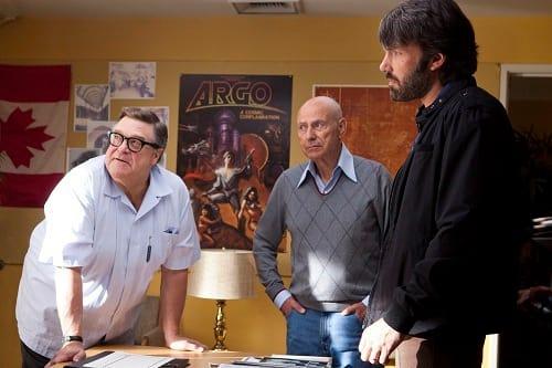 John Goodman, Alan Arkin and Ben Affleck Argo