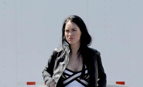 Megan Fox Dishes on Jennifer's Body