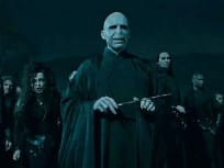 Voldemort Sure is Fugly