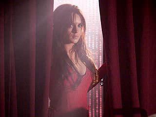 Lindsay Lohan is Scary on Set of I Know Who Killed Me