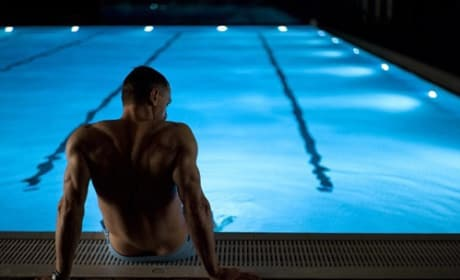 First Photo from Skyfall: Bond is Poolside