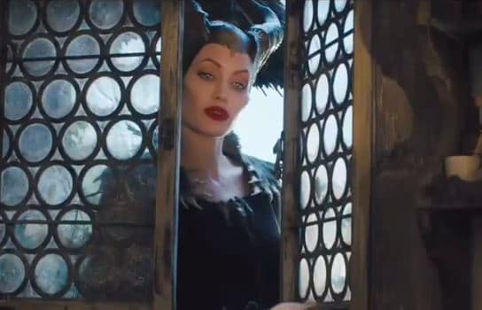 Maleficent Angelina Jolie Still