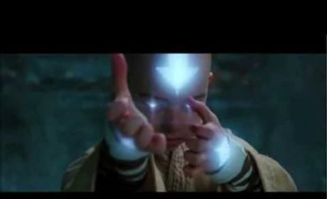 The Last Airbender Superbowl Teaser