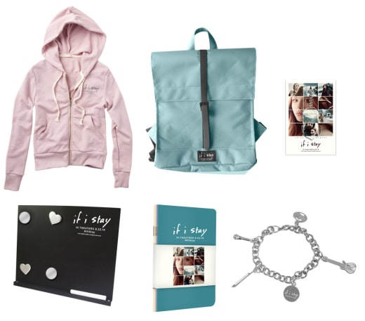 If I Stay Prize Pack