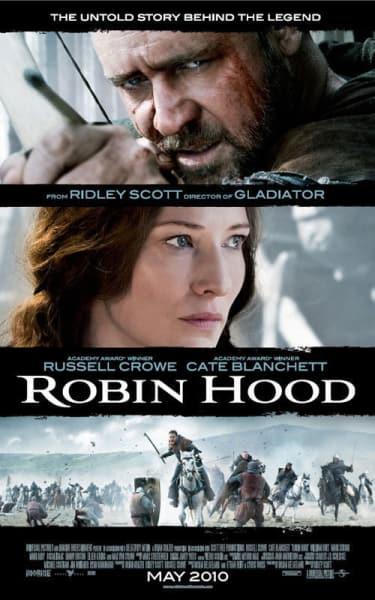Robin Hood International Poster 2