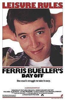 Ferris Bueller's Day Off Poser
