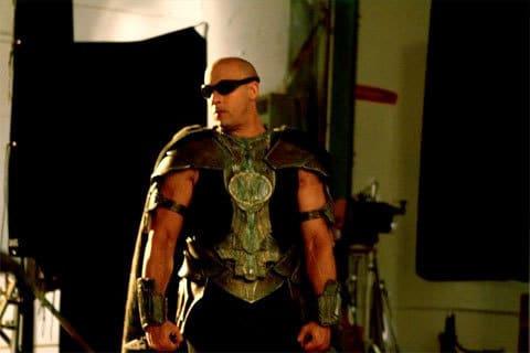 Vin Diesel is Riddick
